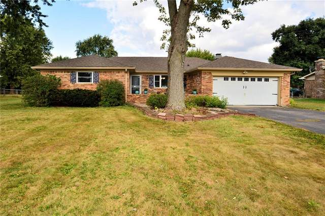 699 Lodge Drive, Avon, IN 46123 (MLS #21742758) :: Richwine Elite Group