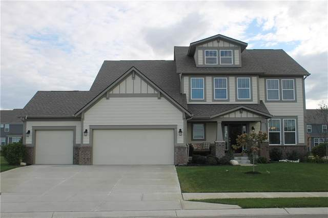 15613 Campolina Lane, Fishers, IN 46040 (MLS #21742759) :: AR/haus Group Realty