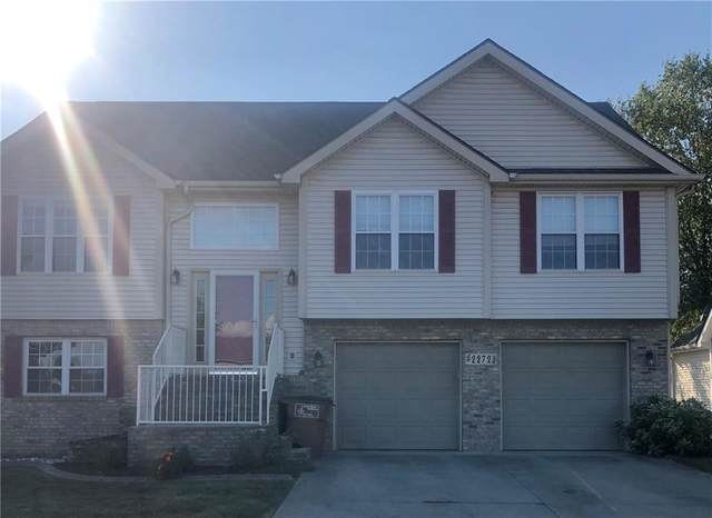 2272 Sumpter Court, Columbus, IN 47203 (MLS #21742761) :: David Brenton's Team
