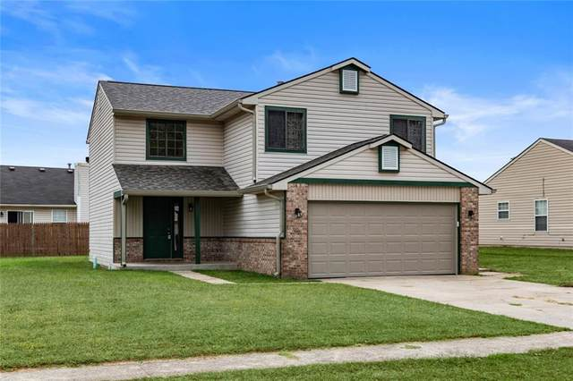 1207 Beaver Court, Anderson, IN 46013 (MLS #21742763) :: Mike Price Realty Team - RE/MAX Centerstone