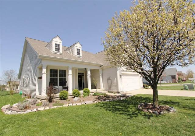 1372 Somerville Drive, Westfield, IN 46074 (MLS #21742764) :: AR/haus Group Realty