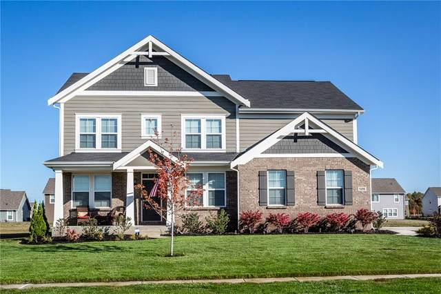 5490 Woodbrush Way, Mccordsville, IN 46055 (MLS #21742767) :: Corbett & Company
