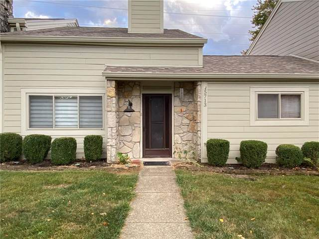 5713 Blue Spruce Drive, Indianapolis, IN 46237 (MLS #21742777) :: Richwine Elite Group