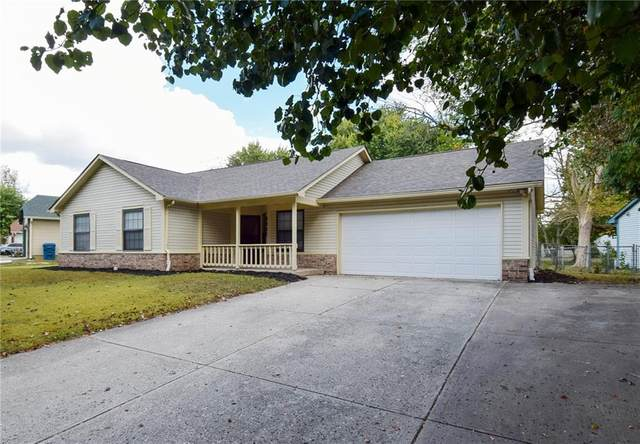 6907 Bannock Drive, Indianapolis, IN 46221 (MLS #21742783) :: Mike Price Realty Team - RE/MAX Centerstone