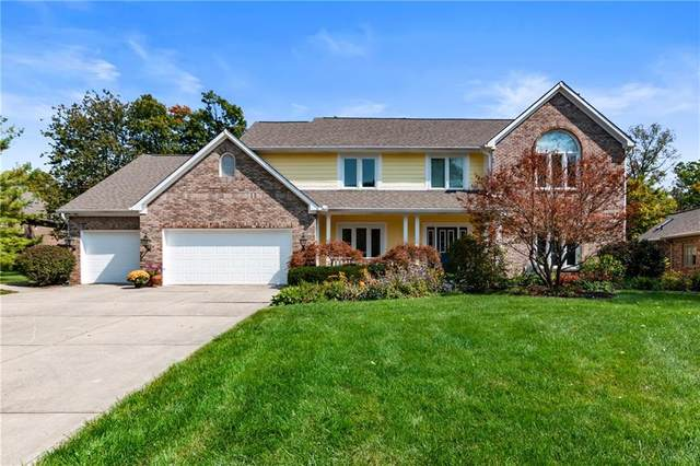 2563 S Wayward Wind Drive, Indianapolis, IN 46239 (MLS #21742792) :: Mike Price Realty Team - RE/MAX Centerstone