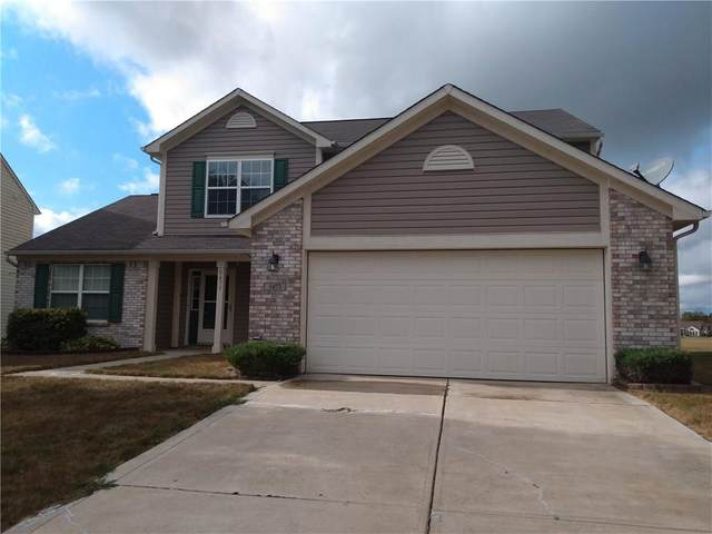 5473 Shamus Drive, Indianapolis, IN 46235 (MLS #21742794) :: The Indy Property Source