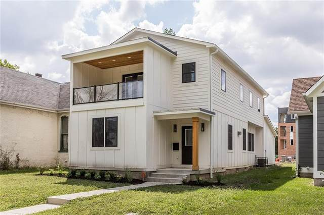 1225 Woodlawn Avenue, Indianapolis, IN 46203 (MLS #21742795) :: Heard Real Estate Team | eXp Realty, LLC