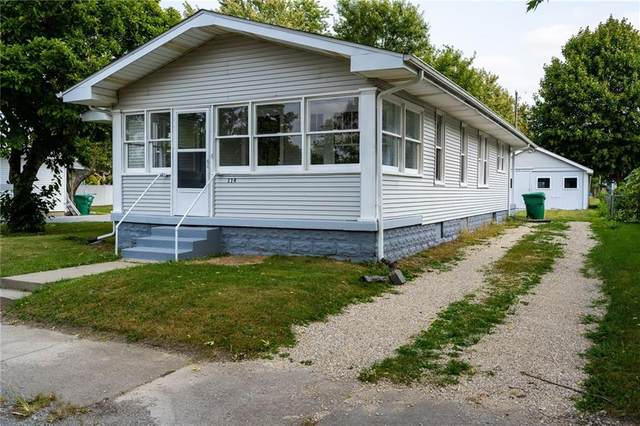 114 N 23rd Street, New Castle, IN 47362 (MLS #21742798) :: HergGroup Indianapolis