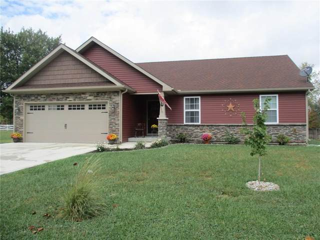 884 E 150, Crawfordsville, IN 47933 (MLS #21742819) :: The Indy Property Source