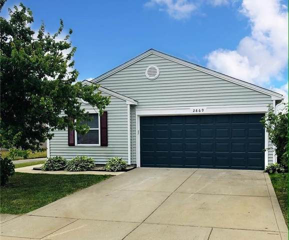 2869 Ludwig Drive, Indianapolis, IN 46239 (MLS #21742825) :: Mike Price Realty Team - RE/MAX Centerstone