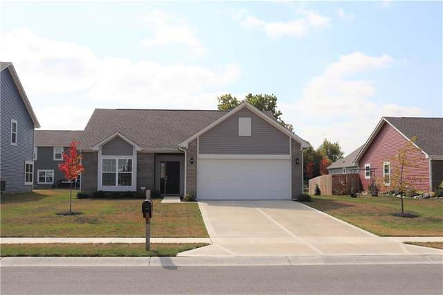 1270 W Limestone Way, Fortville, IN 46040 (MLS #21742826) :: Richwine Elite Group
