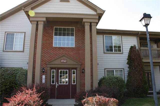 8940 Hunters Creek Drive #104, Indianapolis, IN 46227 (MLS #21742837) :: The Indy Property Source