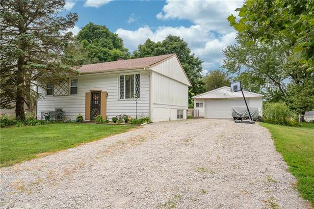 1080 Ridge Top Drive, Greenwood, IN 46142 (MLS #21742839) :: The Indy Property Source