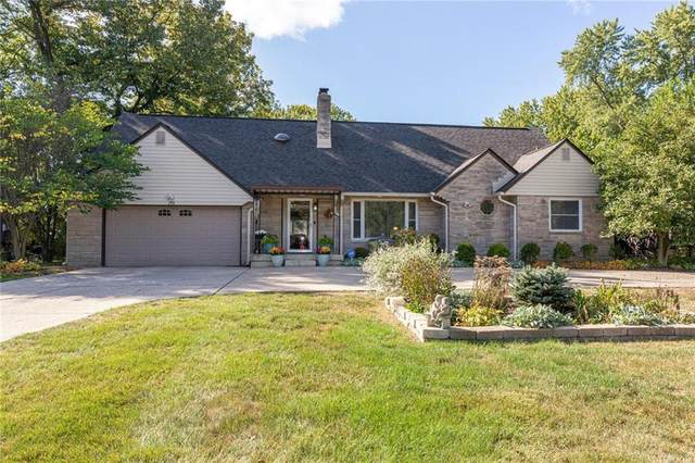 199 W 73rd Street, Indianapolis, IN 46260 (MLS #21742847) :: Richwine Elite Group