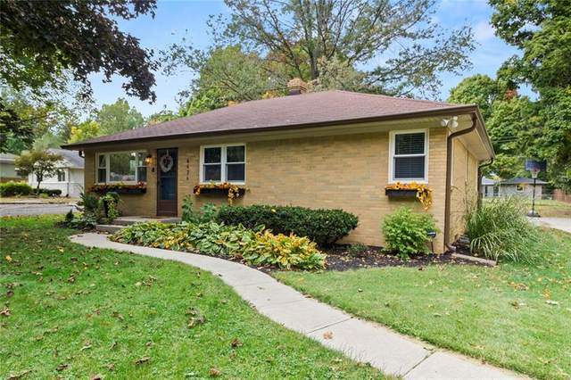 6436 N Oxford Street, Indianapolis, IN 46220 (MLS #21742849) :: Mike Price Realty Team - RE/MAX Centerstone