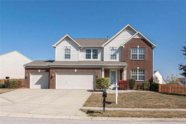 10312 Gladeview Drive, Indianapolis, IN 46239 (MLS #21742854) :: David Brenton's Team