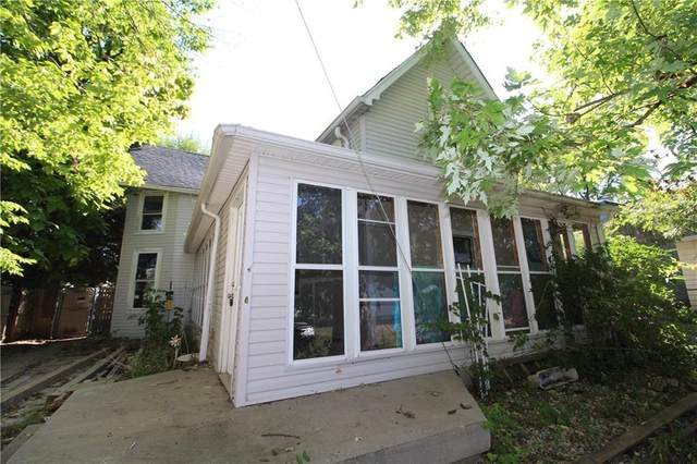 2531 S Pennsylvania Street, Indianapolis, IN 46225 (MLS #21742856) :: The Indy Property Source