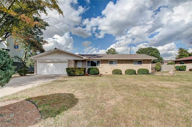 18 E Valley View Drive, Indianapolis, IN 46227 (MLS #21742860) :: AR/haus Group Realty