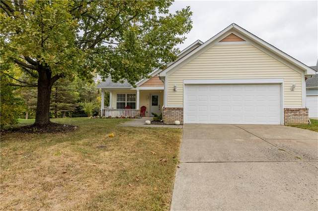 7256 Pikes Pointe, Indianapolis, IN 46268 (MLS #21742867) :: Mike Price Realty Team - RE/MAX Centerstone