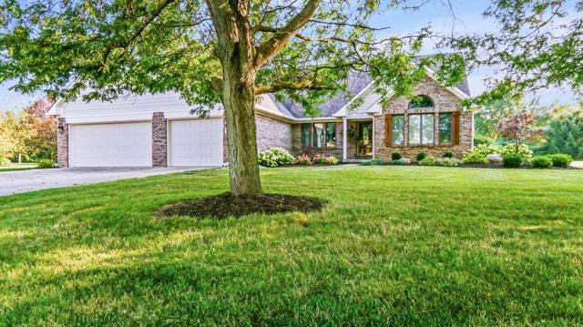 8155 Wind Drift Circle, Brownsburg, IN 46112 (MLS #21742877) :: Mike Price Realty Team - RE/MAX Centerstone