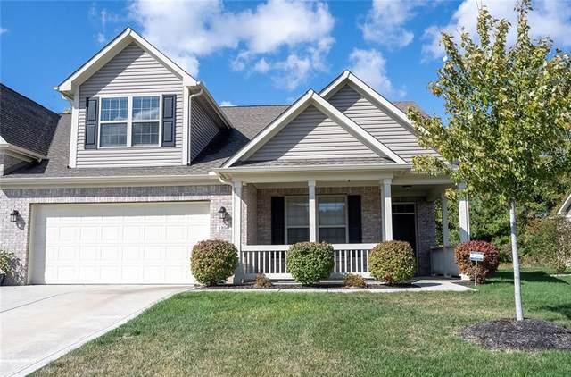 1350 Stoney Pointe Way, Avon, IN 46123 (MLS #21742889) :: The ORR Home Selling Team