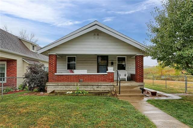 1405 E Comer Avenue, Indianapolis, IN 46203 (MLS #21742900) :: AR/haus Group Realty