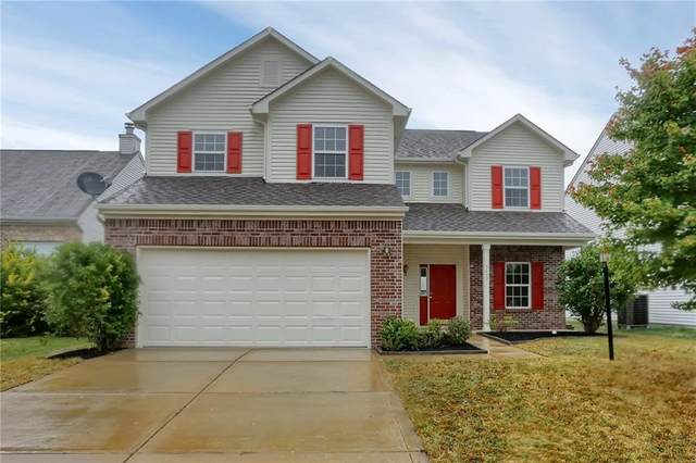 5639 Rambling Drive, Indianapolis, IN 46239 (MLS #21742910) :: Mike Price Realty Team - RE/MAX Centerstone