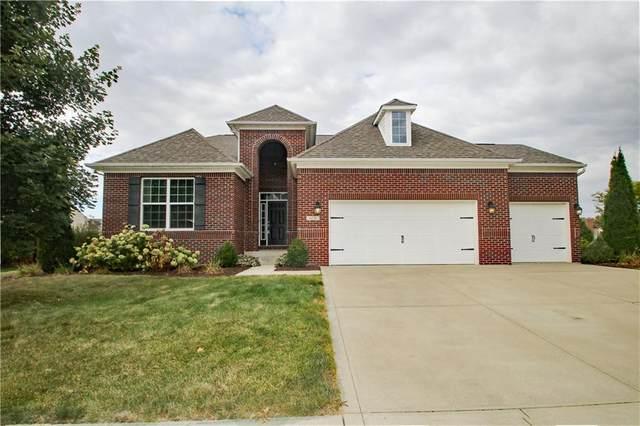 8478 Lockerbie Drive, Brownsburg, IN 46112 (MLS #21742913) :: Heard Real Estate Team   eXp Realty, LLC