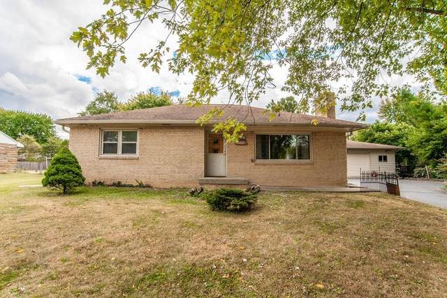 3327 Chamberlin Drive, Indianapolis, IN 46237 (MLS #21742918) :: Mike Price Realty Team - RE/MAX Centerstone