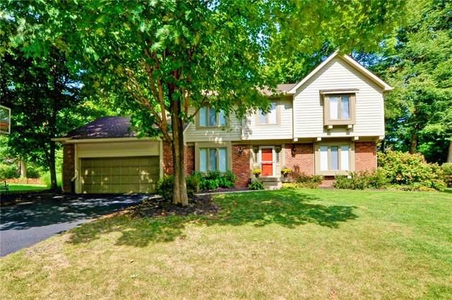 1388 Ironwood Drive W, Carmel, IN 46033 (MLS #21742925) :: The ORR Home Selling Team