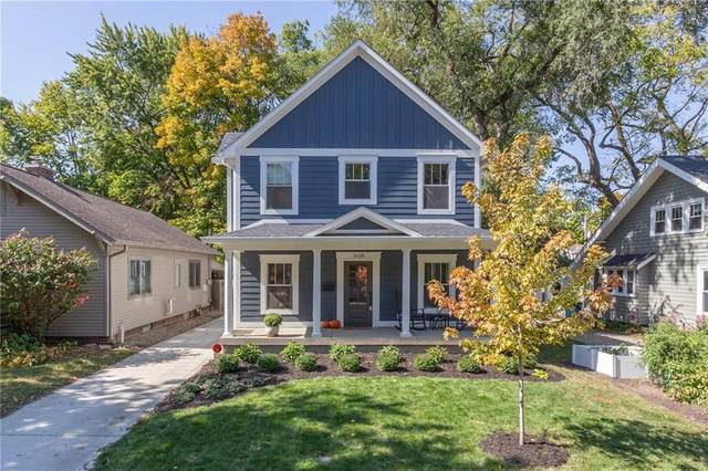 5128 N Park Avenue, Indianapolis, IN 46205 (MLS #21742926) :: The ORR Home Selling Team