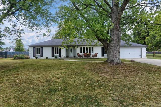 1210 Bowman Drive, Greenfield, IN 46140 (MLS #21742927) :: Mike Price Realty Team - RE/MAX Centerstone