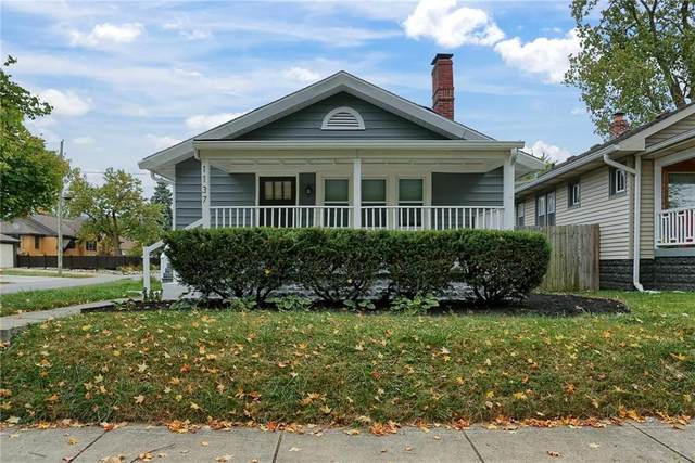 1137 N Euclid Avenue, Indianapolis, IN 46201 (MLS #21742935) :: AR/haus Group Realty