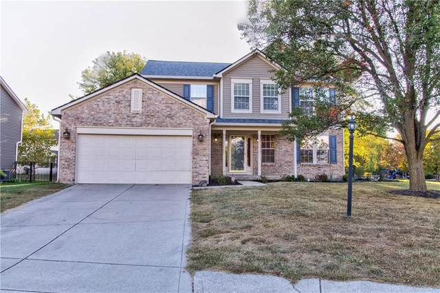6634 Antelope Court, Indianapolis, IN 46278 (MLS #21742953) :: The Indy Property Source