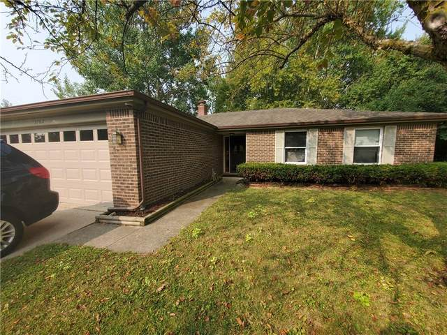 5762 Liberty Creek Drive E, Indianapolis, IN 46254 (MLS #21742954) :: The Evelo Team