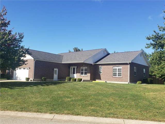 1521 S Mill Crossing Drive, Greensburg, IN 47240 (MLS #21742956) :: RE/MAX Legacy