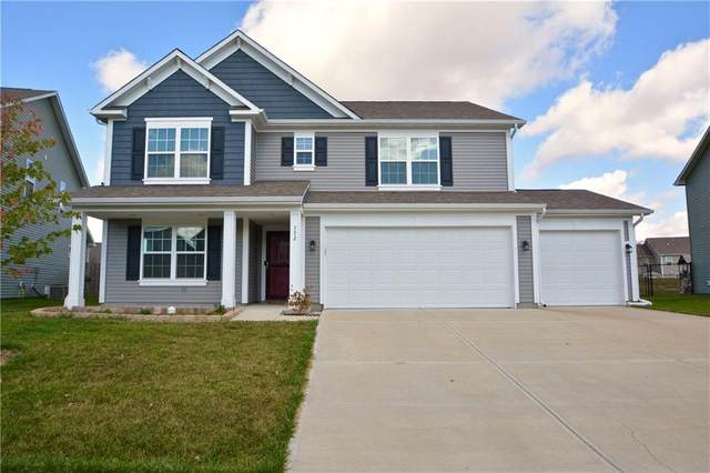 772 S Summerhaven Court, New Palestine, IN 46163 (MLS #21742976) :: Mike Price Realty Team - RE/MAX Centerstone