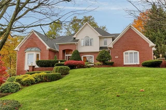 2838 Silverwood Lane, Greenwood, IN 46143 (MLS #21742984) :: Realty ONE Group Dream