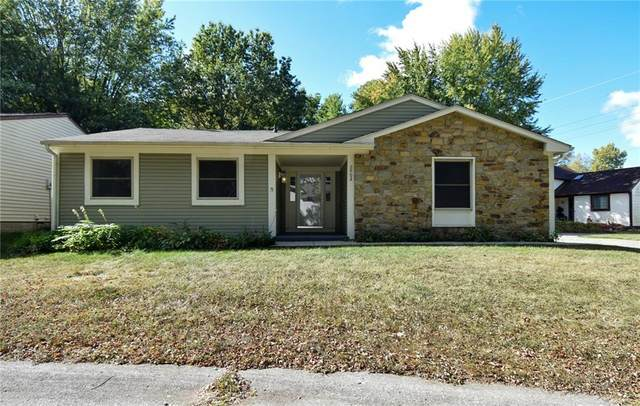 2902 Horse Hill West Drive, Indianapolis, IN 46214 (MLS #21742985) :: The Evelo Team