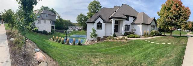 8204 Lake Springs Court, Indianapolis, IN 46236 (MLS #21742987) :: Mike Price Realty Team - RE/MAX Centerstone