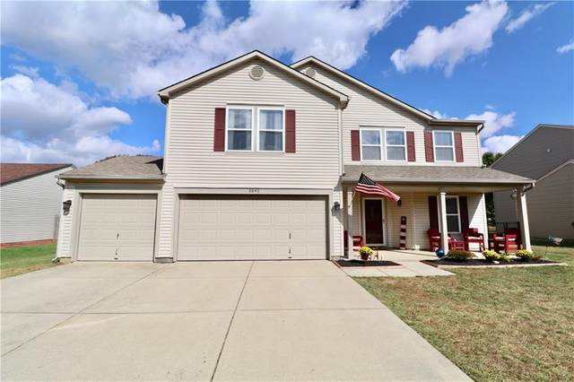 6842 W Kingston Drive, Mccordsville, IN 46055 (MLS #21743002) :: Richwine Elite Group