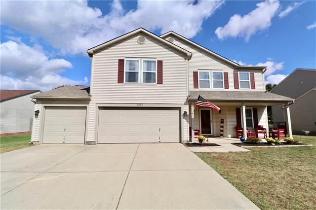 6842 W Kingston Drive, Mccordsville, IN 46055 (MLS #21743002) :: Heard Real Estate Team | eXp Realty, LLC