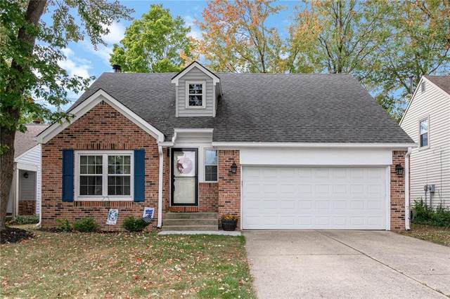 7766 Park North Court, Indianapolis, IN 46260 (MLS #21743022) :: Mike Price Realty Team - RE/MAX Centerstone