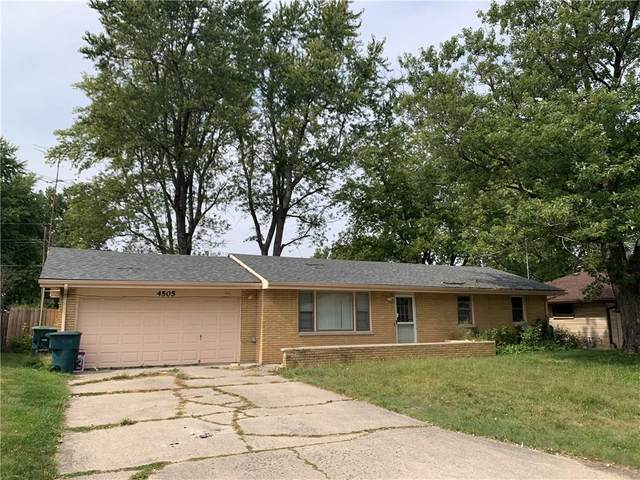 4505 N Janney Avenue, Muncie, IN 47304 (MLS #21743040) :: Mike Price Realty Team - RE/MAX Centerstone