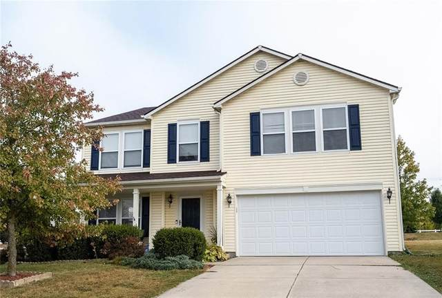 9162 W Lodge Lane, Pendleton, IN 46064 (MLS #21743074) :: Heard Real Estate Team   eXp Realty, LLC