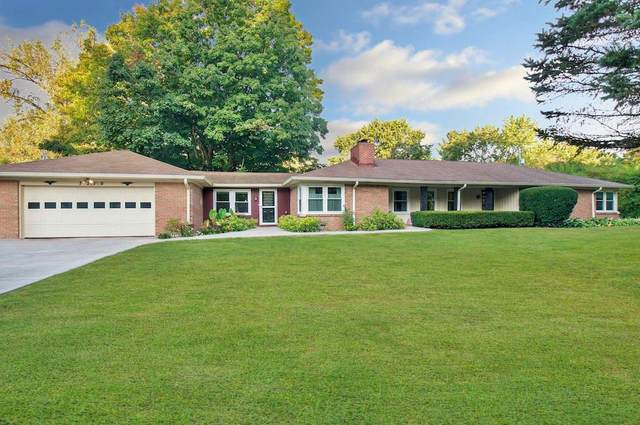 7210 Steven Lane, Indianapolis, IN 46260 (MLS #21743079) :: Corbett & Company