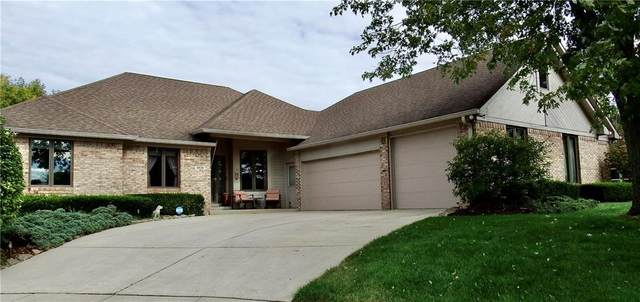 5830 Perry Woods Way, Indianapolis, IN 46227 (MLS #21743082) :: The ORR Home Selling Team