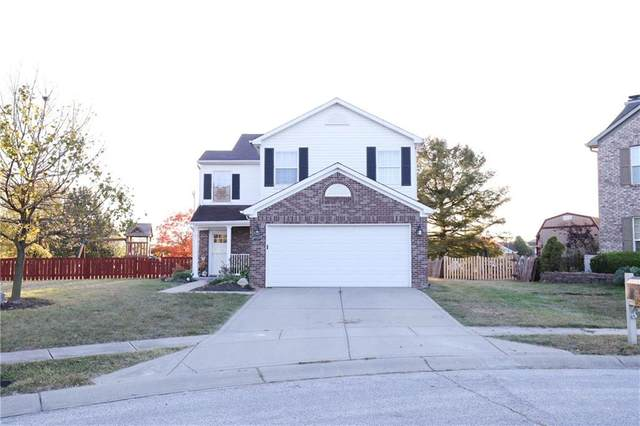 1147 Fairfax Court, Greenwood, IN 46143 (MLS #21743093) :: AR/haus Group Realty
