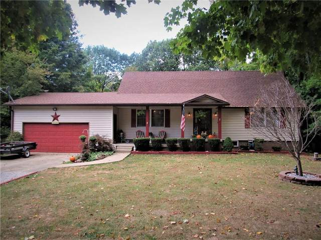 2742 W Westchester Drive, Crawfordsville, IN 47933 (MLS #21743098) :: The ORR Home Selling Team