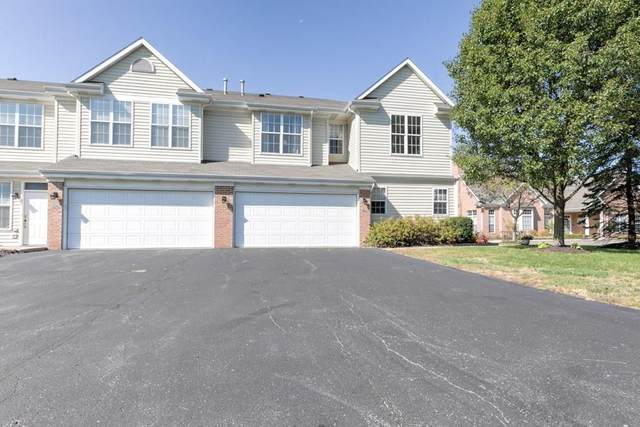 9518 Brightwell Drive, Indianapolis, IN 46260 (MLS #21743107) :: Mike Price Realty Team - RE/MAX Centerstone